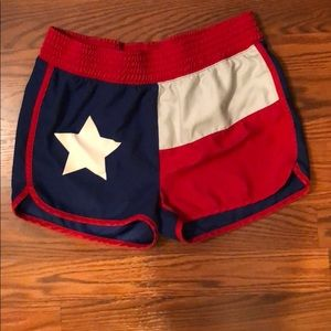 Other - Adorable girls 16 size Texas short shorts